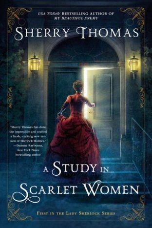 Study in Scarlet Women